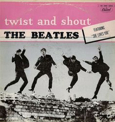 The Beatles - Twist and Shout #album #1964