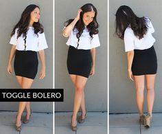 Toggle Bolero