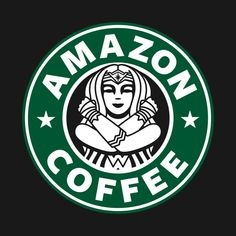 Shop Wonder Coffee wonder woman t-shirts designed by BoggsNicolas as well as other wonder woman merchandise at TeePublic. Starbucks Art, Disney Starbucks, Custom Starbucks Cup, Starbucks Coffee, Wonder Woman, Coffee Logo, Coffee Meme, Amazon Coffee, Diy Art Projects