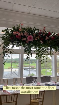 Romantic Wedding Decor, Diy Wedding Backdrop, Flower Wall Backdrop, Garden Wedding Decorations, Wedding Centerpieces, Wedding Flowers, Flower Ceiling, Flower Chandelier, Wedding Chapels