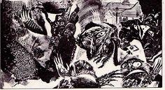 Image result for alberto breccia los mitos de cthulhu