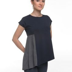 Skład tkaniny: 96%wiskoza, 4%elastan