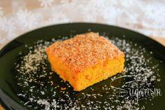 Saftiger Paleo Kürbis-Kokos-Kuchen