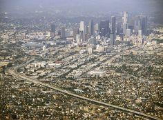 Above Los Angeles by cocoi_m, via Flickr