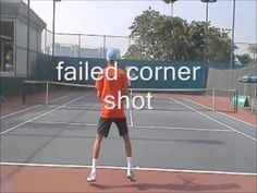 How To Play Singles:  Rule 3 Groundstrokes