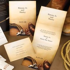 Wording For Western Wedding Invitations | The Wedding Specialists