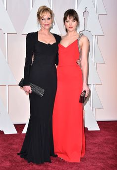 Dakota Johnson e Melanie Griffith