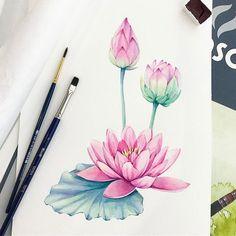Bildergebnis für Zentangle Lotusblüte