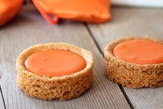 Oranje roze koeken (glacé koeken) - Zoetrecepten