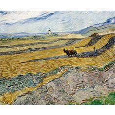 Quadros de Vincent van Gogh — Quadros e Telas
