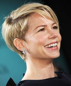 A History Of Michelle Williams' Many Hair Transformations, From 1998 To Today : Lucky Magazine