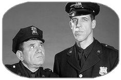 Car 54 Where Are You? I think I kinda remember seeing this?? Is this Herman Munster?