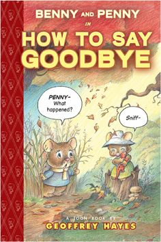 (TOON) With his unique knack for portraying children's emotional turmoil, Geisel Award-winner Geoffrey Hayes shares this gentle tale of an early encounter with death. ​