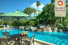 From 79 dollars: A two-night stay at International Palms Resort Orlando + 100 dollars Universal Studios gift card  (318 dollar value) (75% off)