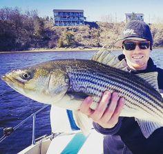 Hero Shot !! #fishing #stripedbass #miramichi #ninjamedia by media.ninja