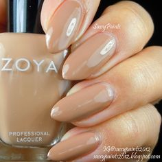 ✿★ NAILS ✝☯★☮ Zoya Fall 2013 Cashmere Collection