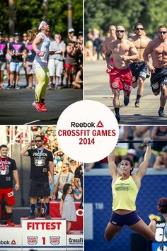 The 2014 Crossfit games sponsored by Reebok. I didn't think it was possible to top last year but this year was even better because I felt like I knew SO much more about the athletes and CrossFit in general which made spectating all the more fun. It's like going to a concert when you know all the words to the songs versus sitting there like in silence when everyone else is singing around you.