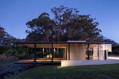Wirra Willa Pavilion by Matthew Woodward Architecture.