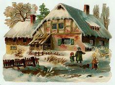 winter scene, europe 7ec63893eca0e93ee808935098af1227.jpg (512×381)