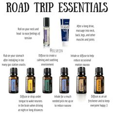 I always carry my oils when I travel but sometimes can't decide which I should leave behind. This is such a great go-to list!