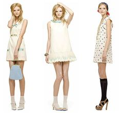 Adorable Lauren Moffatt Lookbook Spring 2011