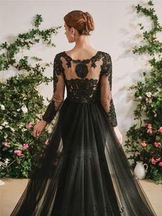 The Gothic Diva Black Wedding Dress – Goth Mall Black Wedding Dresses, Bridal Dresses, Bridesmaid Dresses, Halloween Wedding Dresses, Black Wedding Themes, Pagan Wedding, Viking Wedding Dress, Witch Wedding, Black Satin Dress