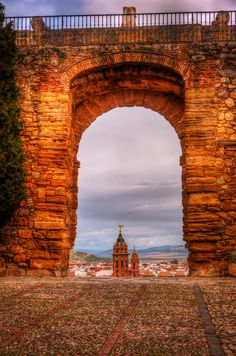 500px / Antequera, Arco de Los Gigantes        by Eric Rowbottom