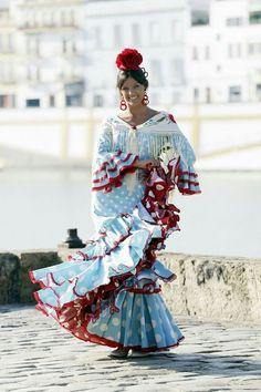 Traje flamenca Colección  Miss Fabiola