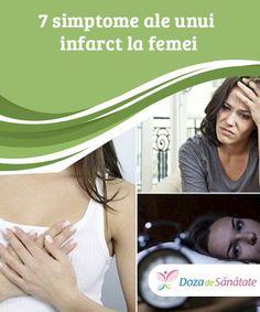 7 simptome ale unui infarct la femei.  Multe femei ignoră semnele de alarmă care prevestesc un infarct, crezând că se confruntă cu probleme obișnuite. Smoothie Fruit, Loosing Weight, Insomnia, Fruits And Veggies, Food, Salads