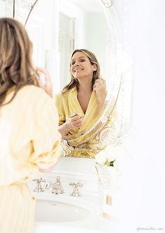 Aerin, Aerin Lauder, Beauty, Fragrance, Feminine, Beauty Ritual / Garance Doré