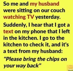 Bad idea doing that. She may well bring back a carving knife with her Funny As Hell, Haha Funny, Funny Jokes, Hilarious, Funny Stuff, Words Quotes, Sayings, Minion Jokes, Funny Picture Quotes