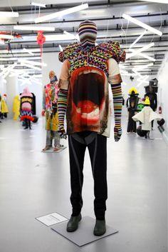 MONSTERS LIST: WALTER VAN BEIRENDONCK + 57 @GAIETELYRIQUE #ARRRGH !