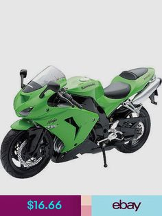 Kawasaki Ninja H2 2015 Superbike Moto Model New In Display Case