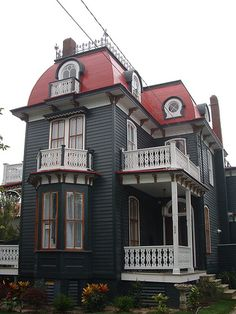 victorian painted lady - Google Search