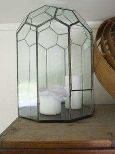 Beautiful Geometric Terrarium