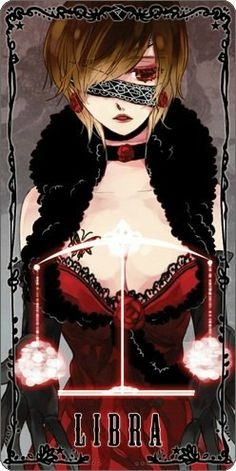 MEIKO Libra. Fan art by unknown artist... I'm cosplaying this!
