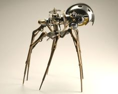 spider-1 - Kick Ass Steampunk Spider