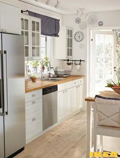 The kitchen in the country style