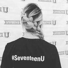 #BLOOUT #seventeenU #Garnier #fb #twitter