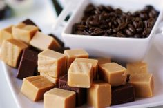 Cappuccino Fudge; you can barely taste the caffeine, I promise