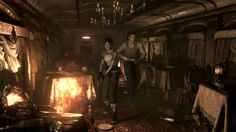 Resident Evil Zero (HD Remaster)