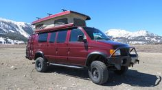 Sportsmobile Custom Camper Vans - Pre-owned Vans - California