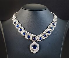 At Sai Gold, you can sell diamond of any type whether it is small diamond jewellery or expensive engagement ring. We know the perfect value of second-hand jewellery and that is why we are the perfect place for you to sell diamonds. Blue Sapphire Necklace, Sapphire Jewelry, Silver Pendant Necklace, Diamond Pendant, Diamond Jewelry, Larimar Jewelry, Diamond Necklaces, Gold Jewellery, Jewlery