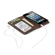 Twelve South BookBook Case for iPhone 5 - Apple Store (Canada)