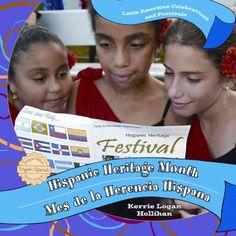 9/24/2013 • 4 p.m. - 5 p.m.  Rainbow Library  Room: Meeting Room  Hispanic Heritage Storytime Fiesta  Celebrate Hispanic Heritage Month with bilingual stories, songs and crafts.   Hispanic Heritage Month  LVCCLD