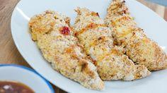 Sweet+&+Spicy+Chicken+Tenders+