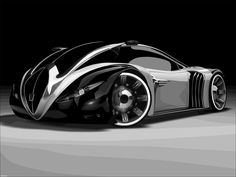 Sexy World Most Expensive Car Bugatti Atlantic Concept Car Vexel Luxury Sports Cars, Sport Cars, Sport Sport, Bugatti, Peugeot, Design Transport, Automobile, Flying Car, Diesel Punk