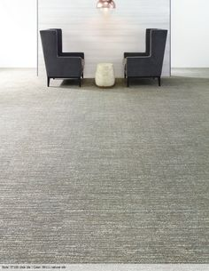 The Chock carpet tile precisely adds multiple colours for an intricate woven-like texture. #design #designjourney #carpettile #flooring