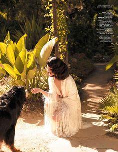 Lana Del Rey L'Officiel Paris April 2013