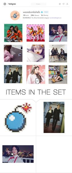 """""""Sugar sweet {wgm}"""" by semper-eadem ❤ liked on Polyvore featuring art, tbt, jiwoo, RAH and isac2017"""